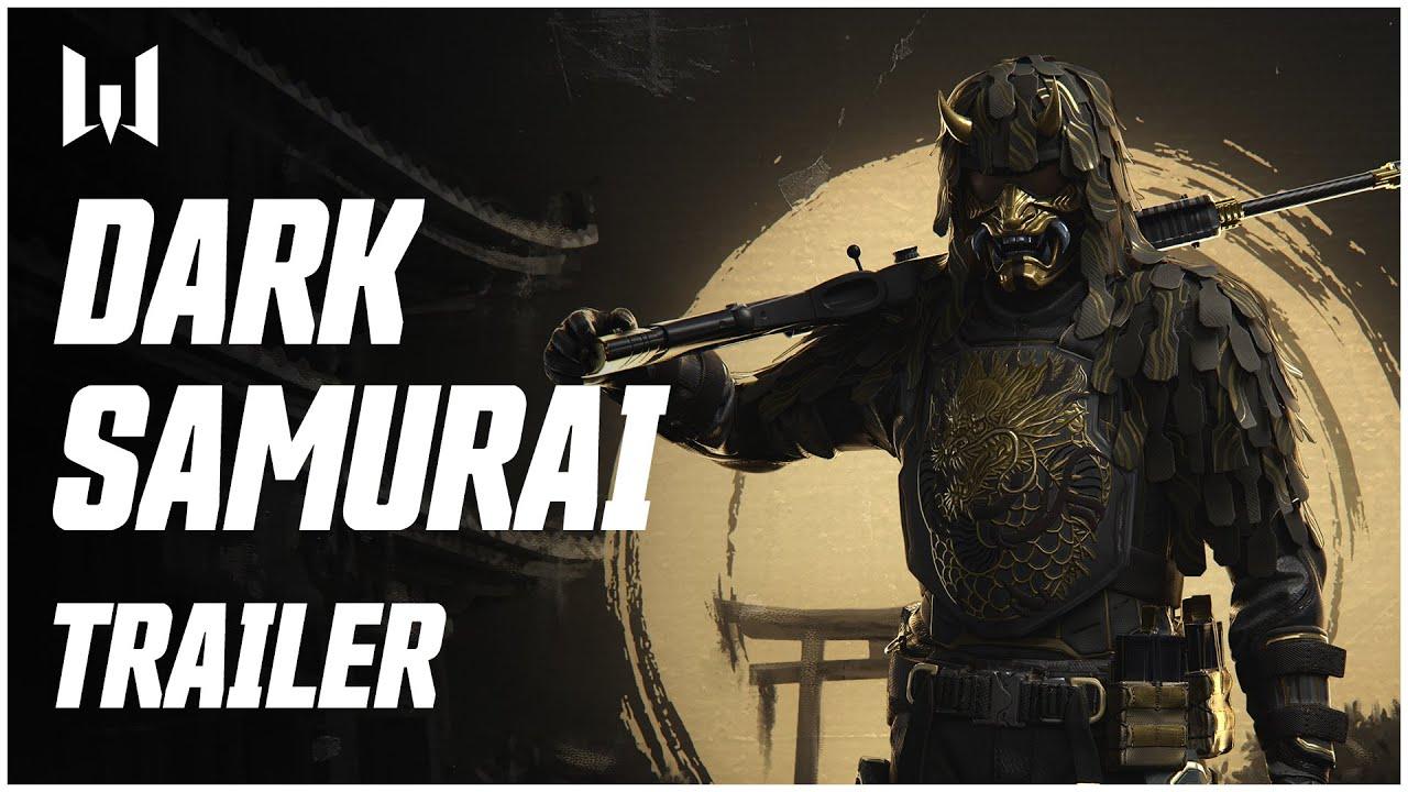 """[PС] Warface - Battle Pass """"Dark Samurai"""""""