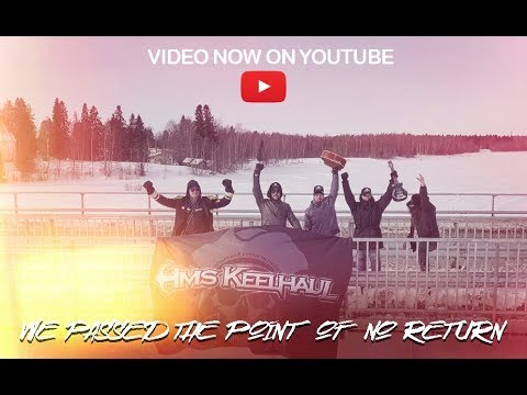 HMS Keelhaul - We Passed the Point of no Return / Official Video