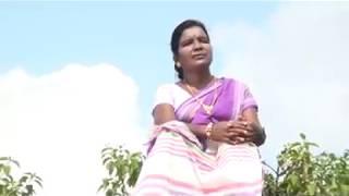 Manwa re manwa re....santhali song (Babita Murmu)