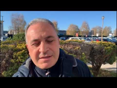 VIDEO NEWS   11 DICEMBRE 2019   SHOCK SAFILO A MARTIGNACCO 250 OPERAI DA RICOLLOCARE