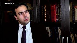 Տիգրան Եգորյանը ապօրինի է համարում Փաստաբանների պալատի խորհրդի որոշումը