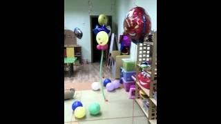 10000 руб (оформление детского дня рождения в садике)