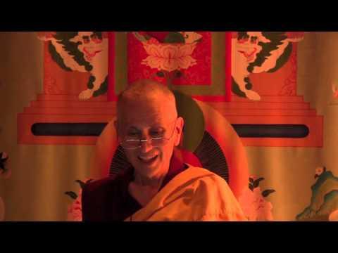 Meditating to generate bodhicitta