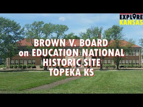 Brown v Board on Education National Historic Site - Topeka KS [Explore Kansas]