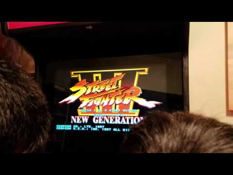 MAME game system. Ultimate Arcade System