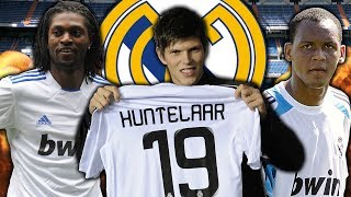10 Players You FORGOT Played For Real Madrid!