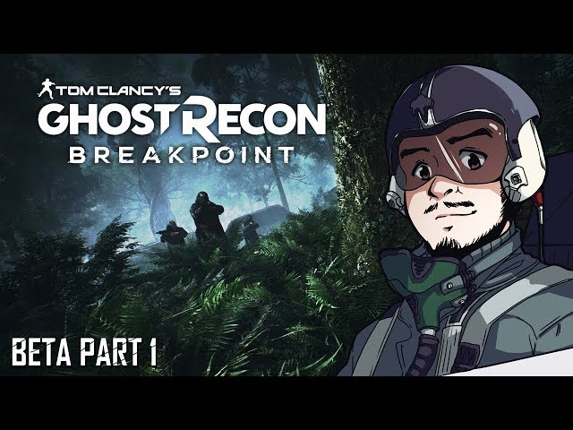 Pacific or Bust | Ghost Recon: Breakpoint Beta