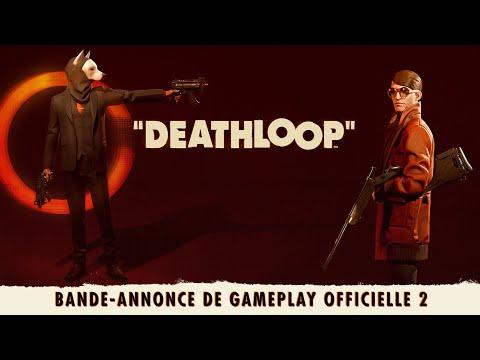 DEATHLOOP - Bande-annonce de gameplay officielle2: D'une pierre deux coups