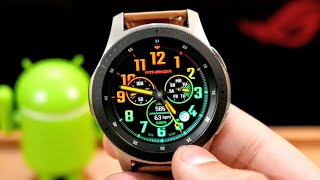 New FREE Gear S3 / Galaxy Watch Faces| Limited Time Free **Hurry**
