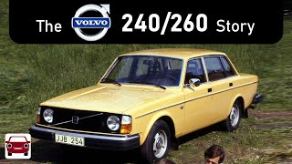The Volvo 240 Story