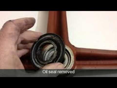 Miele Washing Machine >> How to change drum bearings on a washing machine - YouTube