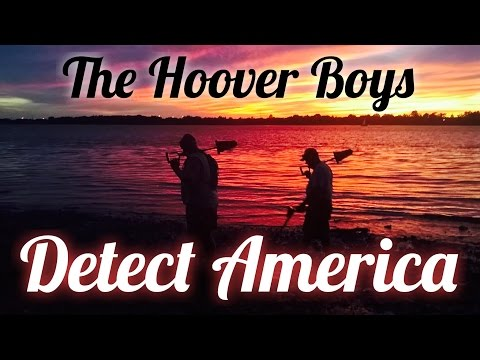 Metal Detecting a 300 Year Old Farm & Waterway | Detect America