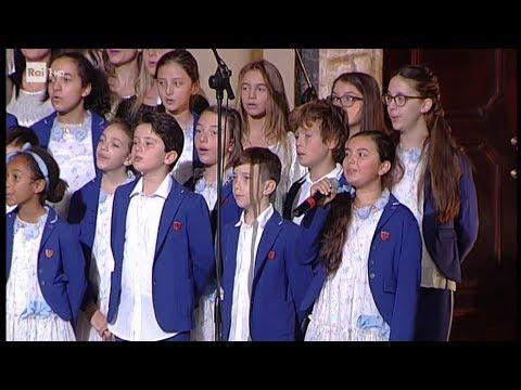Piccolo Coro e Le Verdi Note dell'Antoniano - Santa Messa dalla Chiesa del Corpus Domini in Bologna