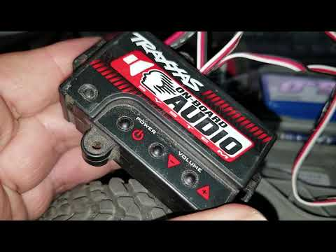 Traxxas Slash 4x4 VXL-3S OBA added without neutral
