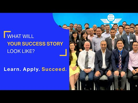 IATA Training | Your Success Story