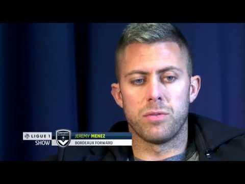 Interview : Jérémy Menez - FC Girondins de Bordeaux