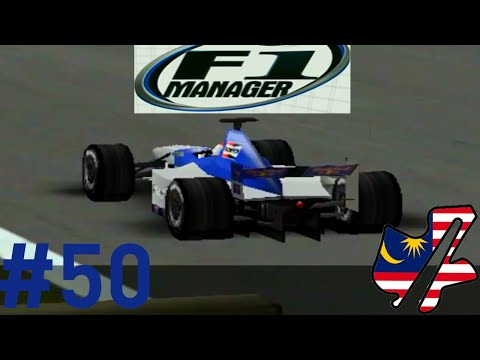 F1 Manager: Minardi Manager Career - Part 50 - Malaysia