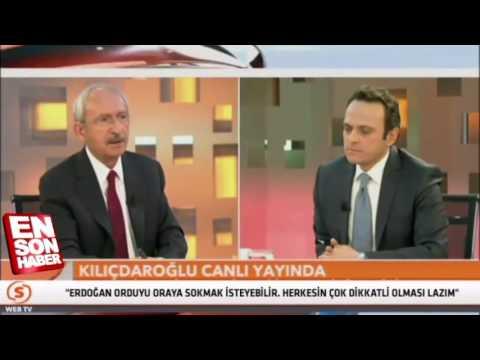 Erdogan kacacak diyor Feto'mu söyledi.