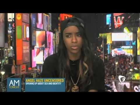 Singer Angel Haze Speaks About Surviving Rape | AM Tonight