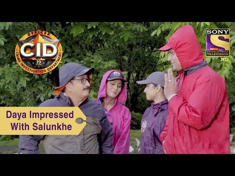 Your Favorite Character | Daya Is Impressed With Dr. Salunkhe | CID