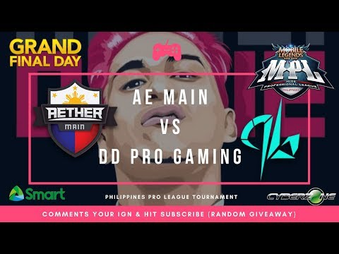 AE Main vs DD Pro Gaming | MPL-PH Finals & Awarding