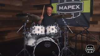 Mapex Saturn Series Overview & Performance