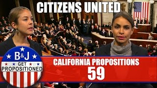 Prop 59: Citizens United