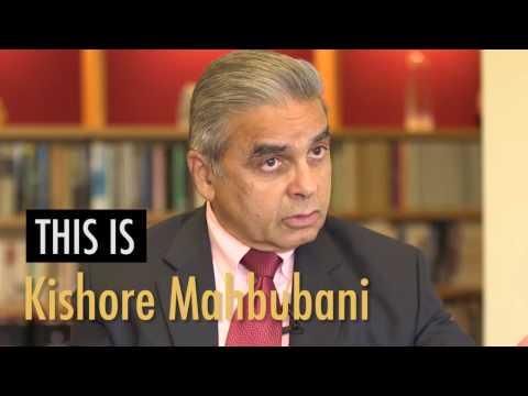 Kishore Mahbubani explains Donald Trump's shock win