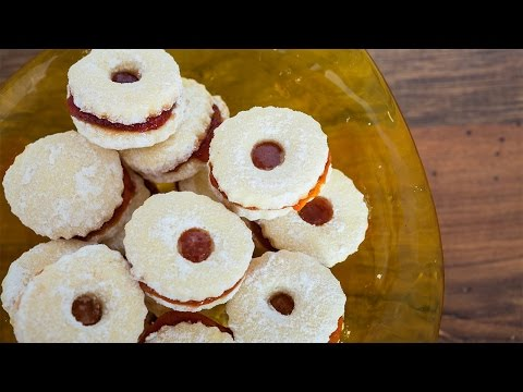 Bebina Kuhinja - Vanilice - Domaći Video Recept