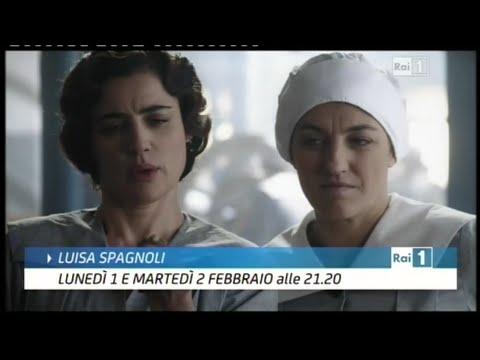 Luisa Spagnoli - Lunedì 1 e Martedì 2 febbraio alle 21.20 su Rai1