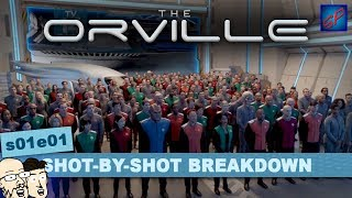"""Download Video The Orville s01e01 - """"Old Wounds"""" - Shot-by-Shot Breakdown/Analysis MP3 3GP MP4"""