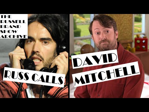 David Mitchell Interview | The Russell Brand Show