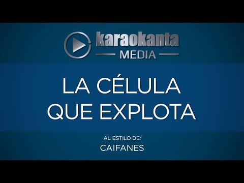 Karaokanta - Caifanes - La célula que explota