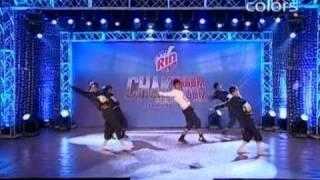 Chak Dhoom Dhoom   Team Challenge Season 2 Episode 1 14th Jan HQ XviD Desi9 chunk 3 clip1