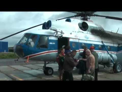 Salmon Fishing Yokanga River ( Upper Camp ) Russia