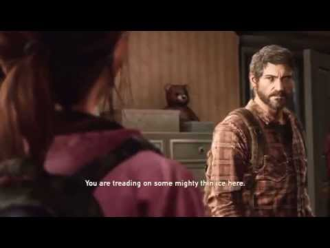 The Last Of Us (One of the most emotional cut-scene)