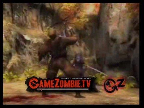 GameZombie.tv Presents a Video Review of Ninja Gaiden Sigma