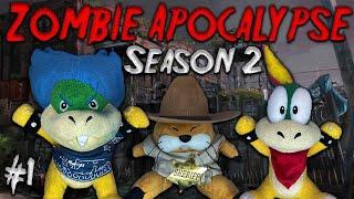 Adventures Of The Koopalings Zombie Apocalypse S2 Episode 1