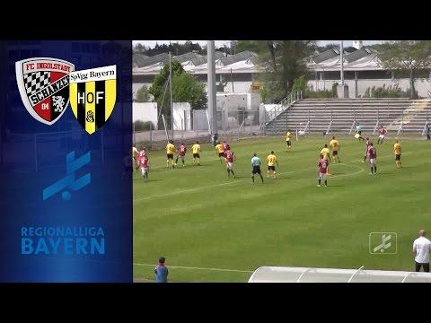 FC Ingolstadt 04 II  – SpVgg Bayern Hof (Regionalliga Bayern, Saison 2016/17 – Spieltag 33)