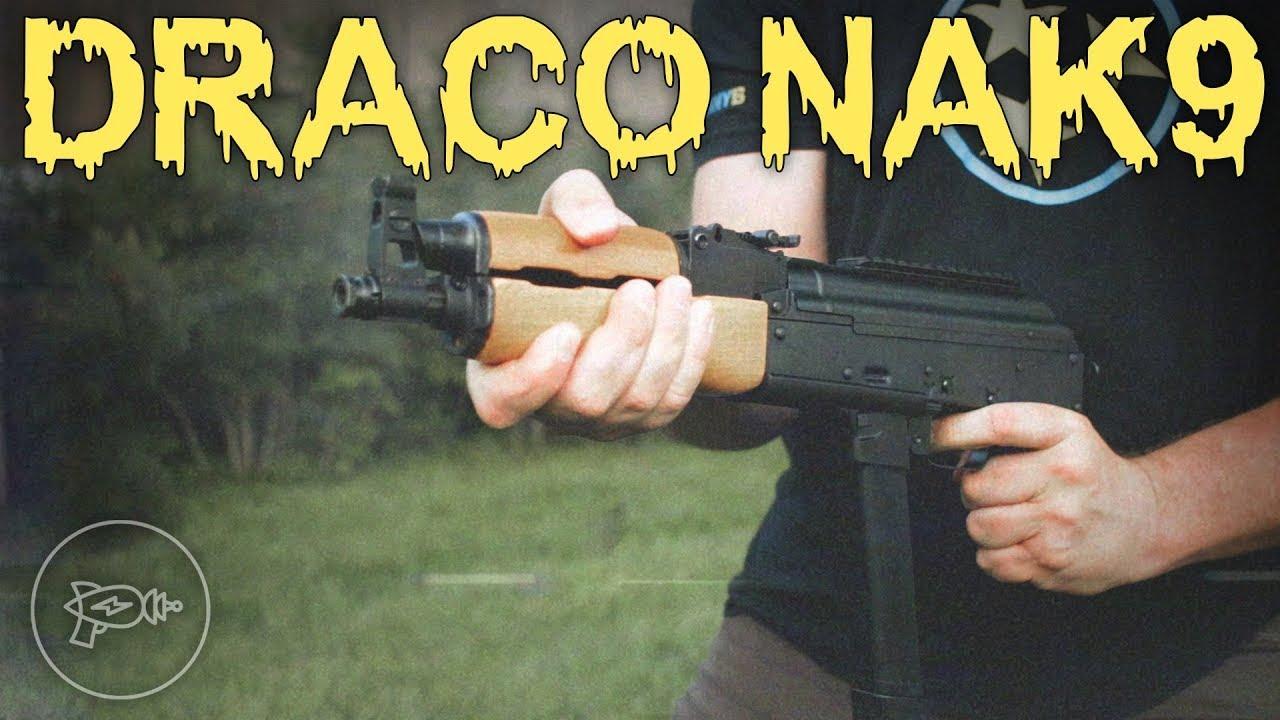 Gloknikov? Kalashniglock?🤔  Draco NAK9! [Review]