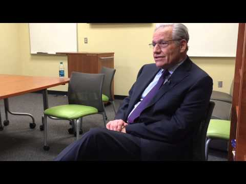 Bob Woodward interview
