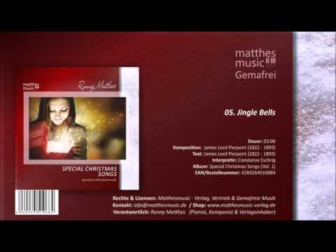Jingle Bells (05/11) [Gemafreie Weihnachtsmusik | gesungen] - CD: Special Christmas Songs, Vol. 1