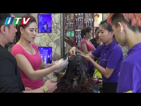 Giới thiệu về 1 salon tóc