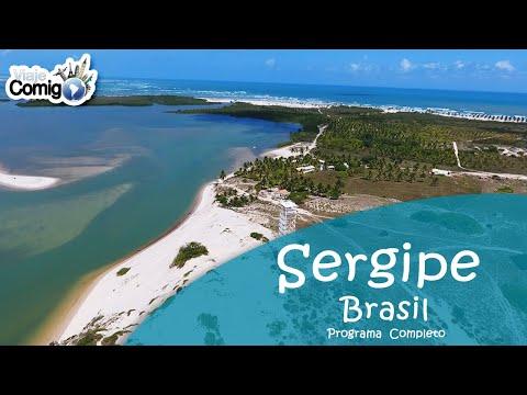 SERGIPE - BRASIL   PROGRAMA VIAJE COMIGO