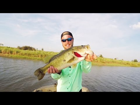 Googan Squad Bass Fishing Challenge