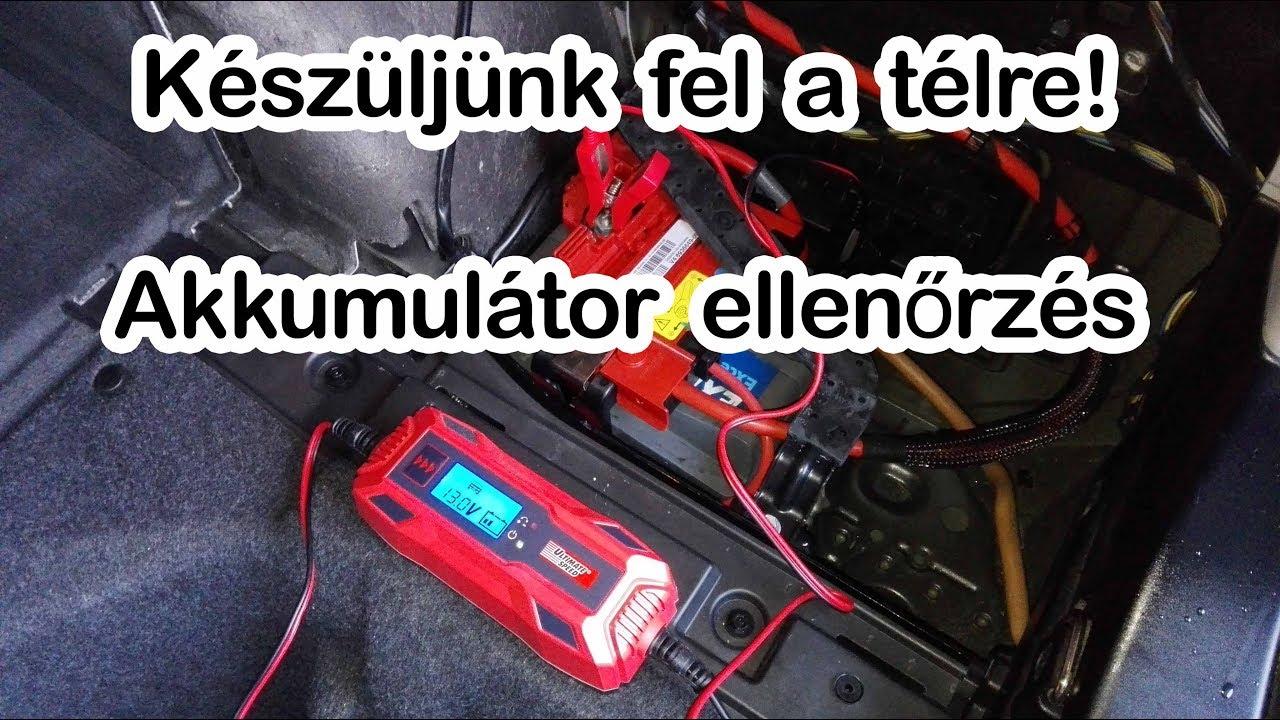 Amit érdemes tudni az akkumulátorok kapacitásáról! - Az akkumulátorok lefogy