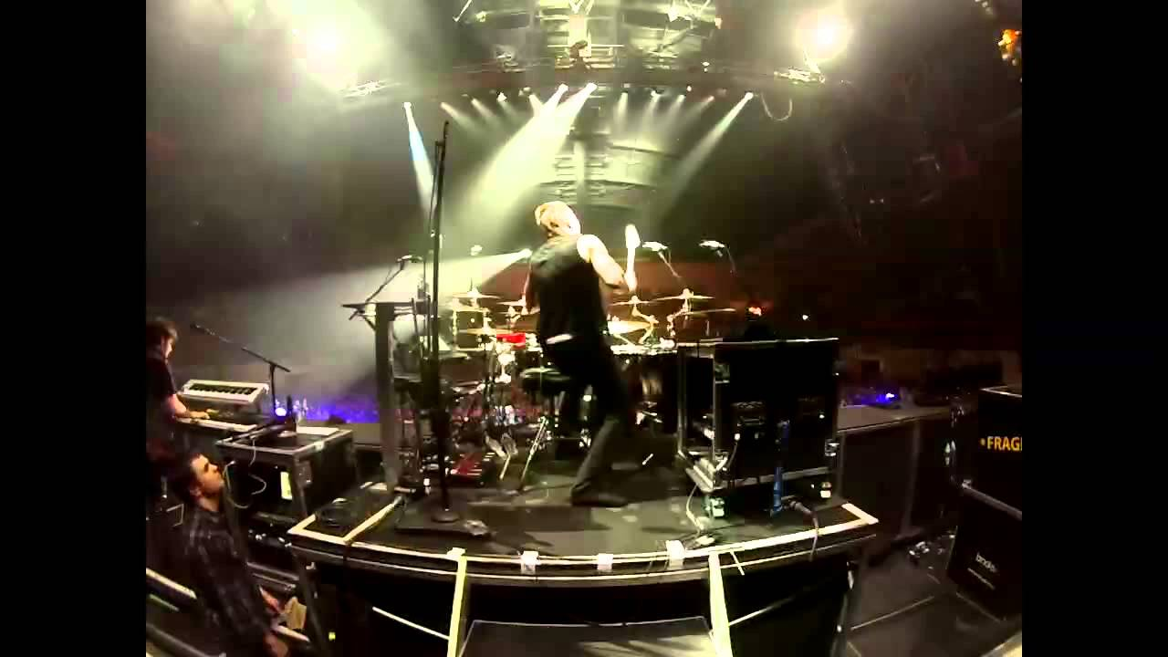 Three Days Grace Drum and Piano interlude 2013