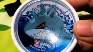 Immense shark yoyo and YOYO holder