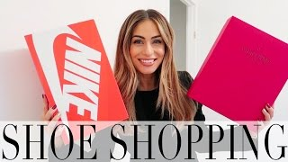 VALENTINO ONLINE SHOE HAUL UNBOXING & TRY ON VLOG | Lydia Elise Millen | VLOGMAS DAY FIFTEEN