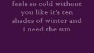 Won't Stop - One Republic (lyrics)